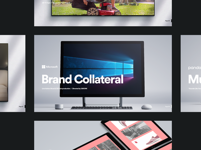 Tool Capabilities Deck pitch deck design design studio creative agency creative strategy design direction visual design art direction design creative direction