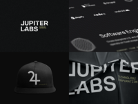 JUPITER LABS • Brand design studio brand development creative agency branding logo creative strategy ux ui design creative direction