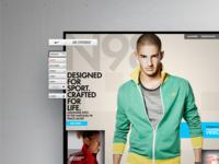 NikeSportswear N98 Feature