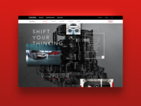 Acura TLX Vehicle Landing Page Detail