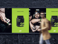 MusclePharm Sport Series OOH