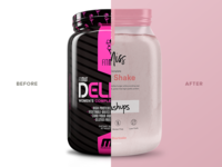 FitMiss Rebrand & Packaging Redesign