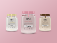 FitMiss Protein Packaging