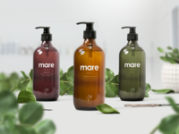 Mare Product Branding