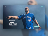 Stage Artist Page ft. Drake
