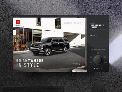 Rapp Toyota Trucks Experience • 4runner Asphalt