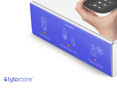 Tytocare • Product Packaging los angeles design studio creative agency design direction product healthcare packaging design packaging brand development branding creative strategy visual design art direction design creative direction