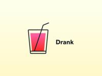 Drank Logo Concept