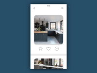 Kitchen Inspiration App