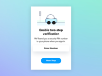 Two-step Auth