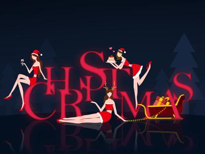 Merry Christmas,everybody!