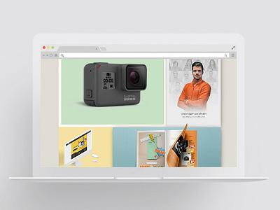 Appliances online shop boxed pastel colours eshop ecommerce onlineshop appliances