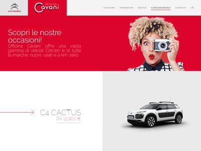 Citroën repair and sales specialists Website sale car automobili auto citroën