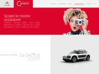 Citroën repair and sales specialists Website