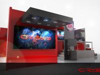 3D Trade Show Display 01