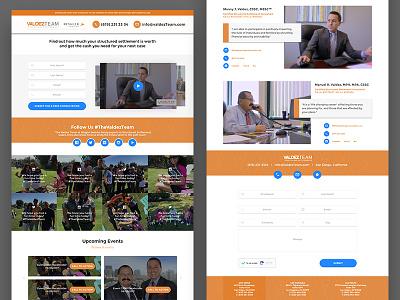 ValdezTeam.com la sd las vegas los angeles san diego structured structured settlements attorneys law lawyer