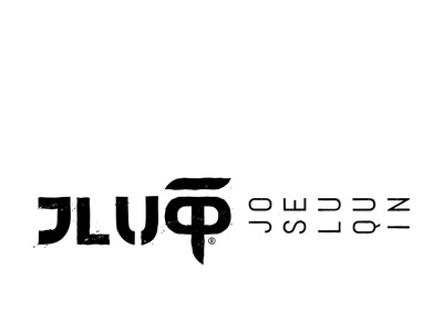 LQ Logo branding luquin san diego logo design black logo