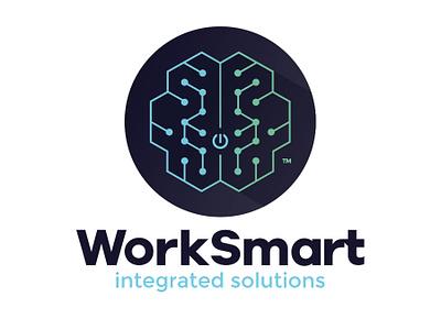 Work Smart branding sd logo design san diego logo