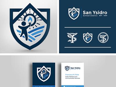 Sysdschools.org design branding brand logo luquin