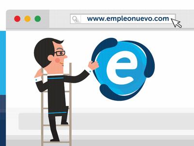 EmpleoNuevo.com inquo luquin sd sandiego tj tijuana branding ui ux