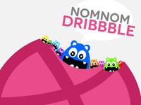 NOMNOM Dribbble