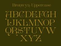 Bronwyn Uppercase