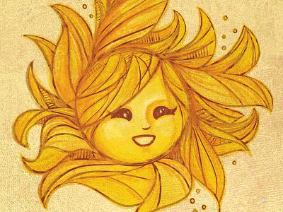 Solar Flare solar sun summertime sunshine good times