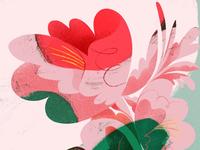 Texture flower2