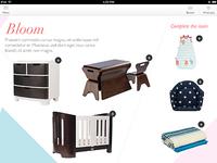 iPad App Concept - magazine