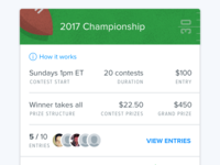 FanDuel Championships