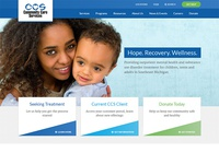 Community Care Services Home Page