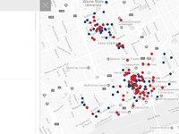 Rocketfiber map