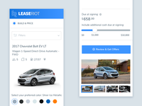 Lease Riot - Mobile