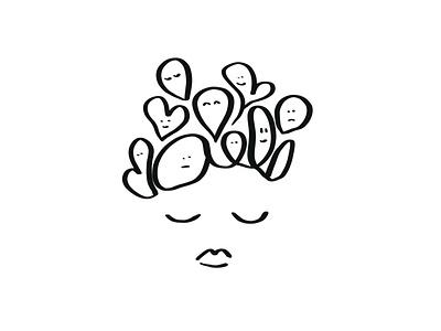 IFS illustration therapy illustration