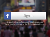 Sign In w/ Facebook - Final