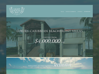 Lighthouse Bay Villas Homepage