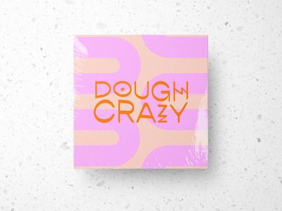 Dough Crazy logo branding