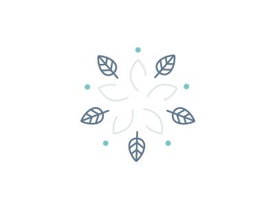 Leaf & Flower Mandala