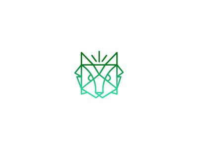 Wolf Logo Mark