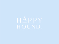 Happy Hound - Logo Type