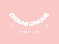 Dream Cream Branding