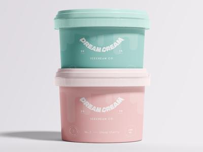 Dream Cream Packagin
