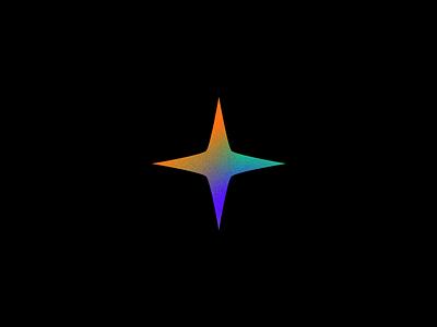 Charm Rebound gradient charm stickermule star icon charms