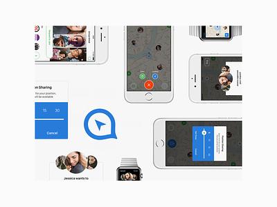 Apsis – mobile app (2015) 2015 archive branding simple new interface ux ui app website design user interface iphone