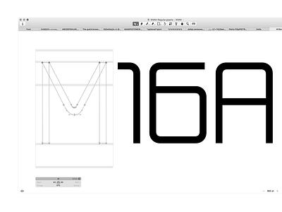 WMM typeface design logo type geometry crouwel wim font free glyphs typeface wmm
