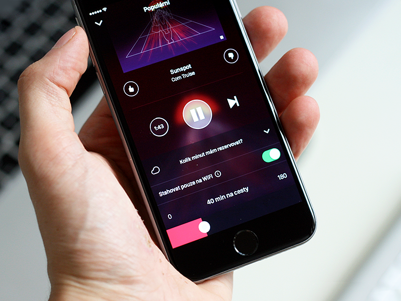 how to put music on iphone youradio player iphone by michael dolejš dribbble 1839