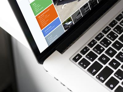 Vehiklo – User Interface google polymer app ui eshop search car vehiklo elements startup user interface