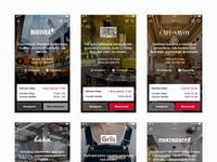 Ambiente – restaurant details