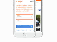 Vehiklo – mobile screens