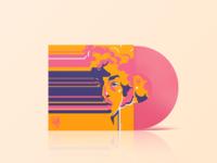 Vinyl record mockupdribb